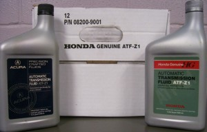 Honda Acura automatic tranmission fluid at Accurate Automotive, Inc. Nashville TN