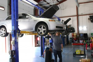 Honda car repair shop Accurate Automotive