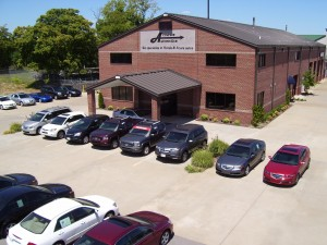Accurate Automotive Honda car repair facility